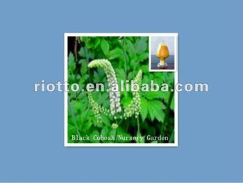 Natural Organic Black Cohosh P.E.(extract) with Triterpene