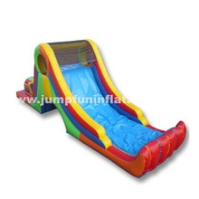 Inflatable Outdoor Slide for hire,Commercial Children Water Slide for sale