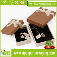 Alibaba China Paper Jewelry Box, Necklace Box Packaging, Gift Box