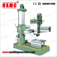 Rotary big electric turret type horizontal deep hole drilling machine Z3050
