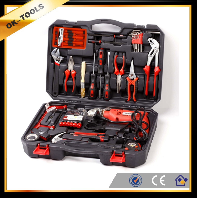 new 2014 Ok tools 13mm impact drill tool set germany design hand tool manufacturer China wholesale alibaba supplier