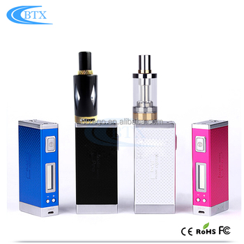 New products 2018 vape pen tank Electronic Cigarette Atomizer 30W E Cigarette Vapor tank