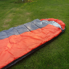 GBAD-048 Adult and kids custom sleeping bag outdoor camping down sleeping bag high quality lightweight sleeping bag