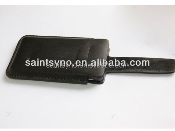 13009 Leather mobile phone case for Motorola ME811/Droid X