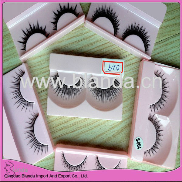 Fashion false eye lashes