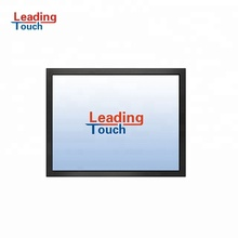 Rear Mount LCD's touch monitors15 aluminum case touch monitor