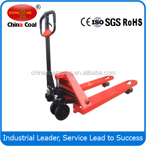 High quality Economic Hydraulic hand reliable Hand Pallet Truck with factory price best quality CE