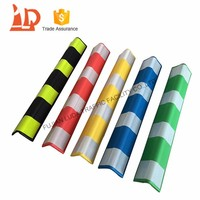 Colorful super soft rubber edge protection for parking lot