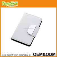 Square shaped business card holder with cheap price for lady
