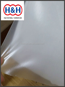 Sewfree Outdoor Garment Using of TPU Hot Melt Adhesive Film/Tape