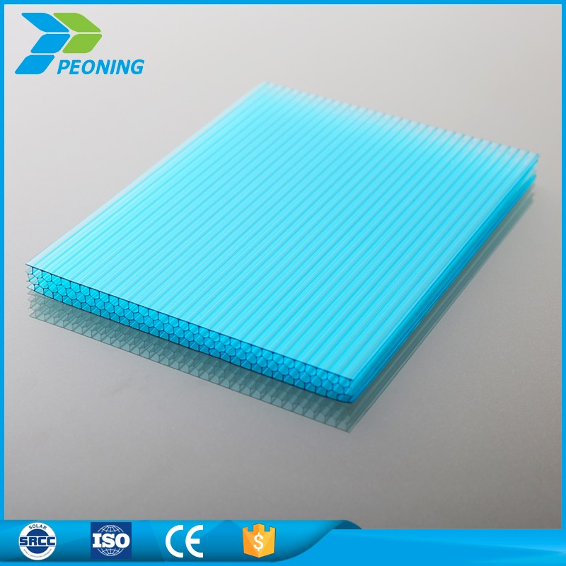 High strength heat insulation 4x8 clear corrugated plastic roofing sabic polycarbonate sunlight sheets price