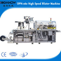 DPH-260 Capsule /Tablet Blister Sealing Machine At Best Price