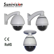 auto motion tracking ptz ip camera