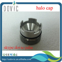 Better radiating for patriot halo top cap/tobh atty/quasar with patriot halo cap