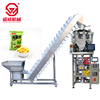 snack Collar Type Electronic weigher packing machine
