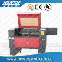 fast speed and high precision cheap laser engraving machine 6090