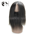 2017 New Brazilian Silk Base Closures Ear To Ear 360 Lace Frontal