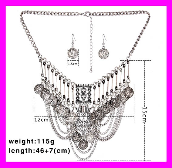 New fashion wholesale ladies china wholesale 925 silver jewelry set HD6582