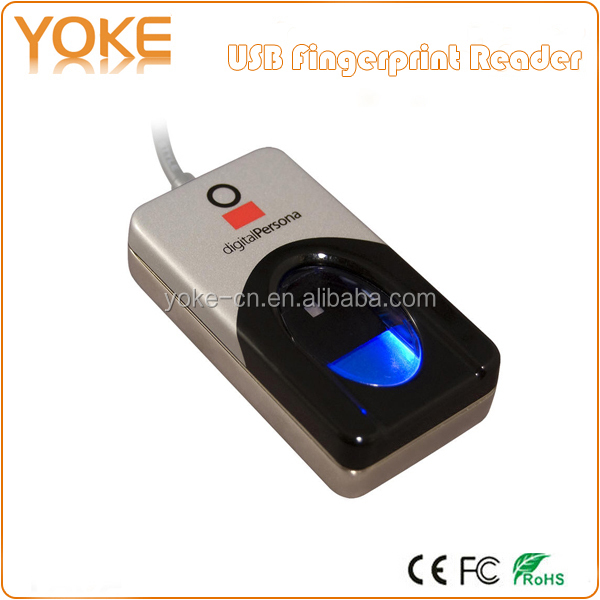 U5000 Digital persona USB finger print reader with free SDK ZK software