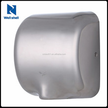 Automatic stainless steel hand dryers low noise hand dryer factory sell