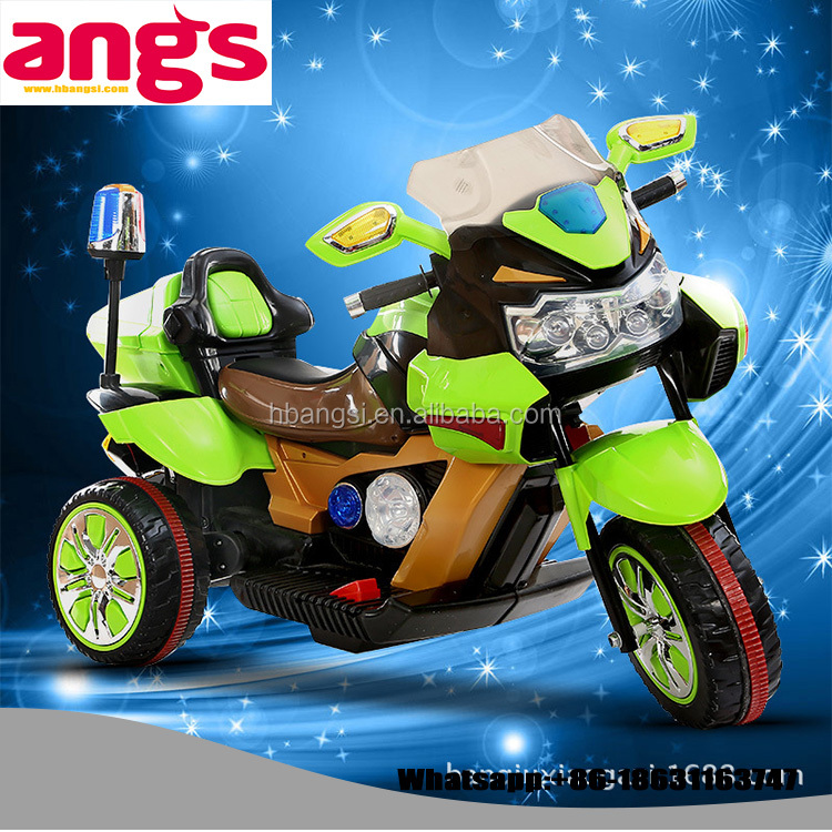 Cheap electric motorbikes for kids children motorcycle three wheels