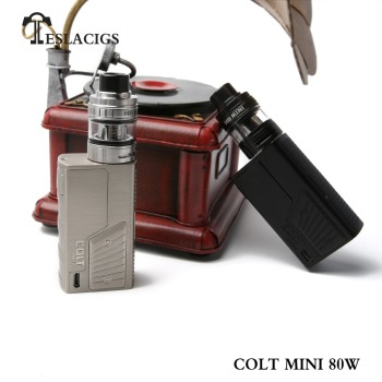 new product colt mini 80w from Teslacigs manufactuer and cheap supplier