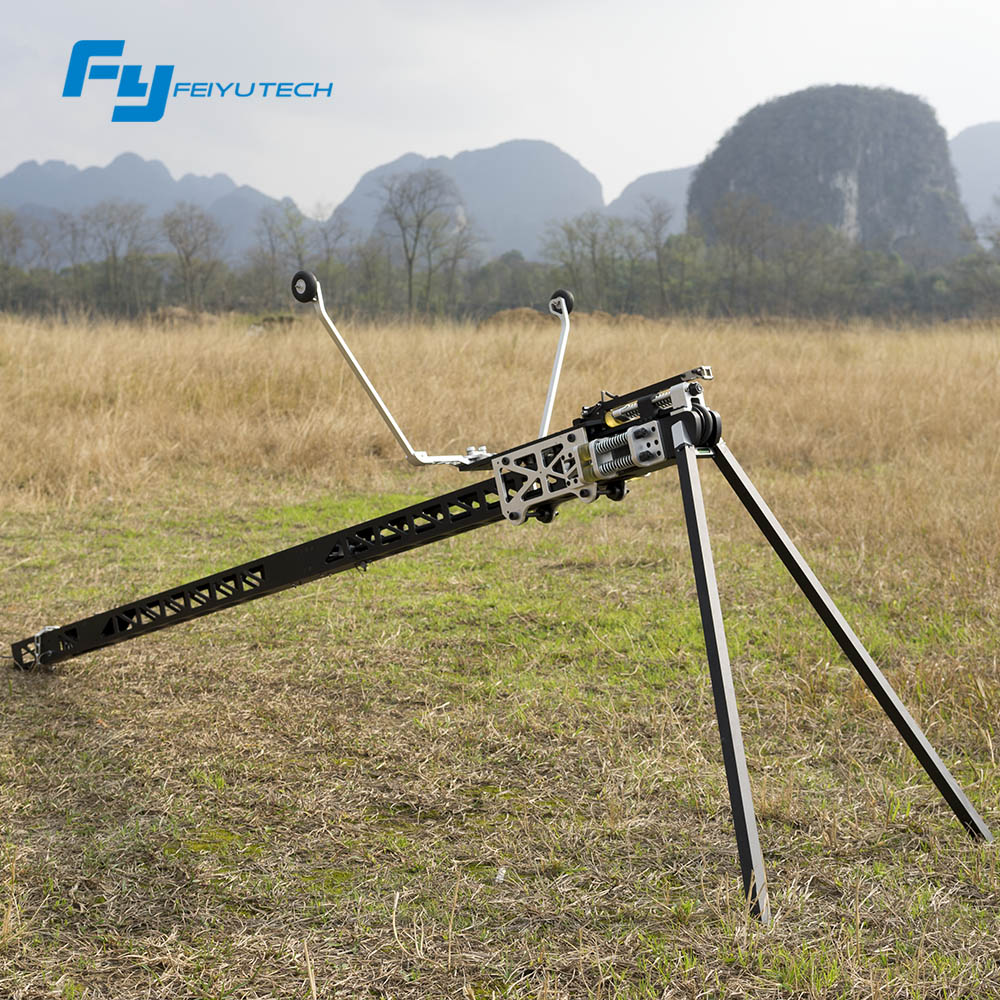FeiyuTech catapult TS-2 mini  for fixed wing aerial surveying and mapping uav plane taking off