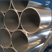 5.8m-12m pre-galvanized /Galvanized steel pipe round hollow section pipe, carbon /low carbonsteel pipe
