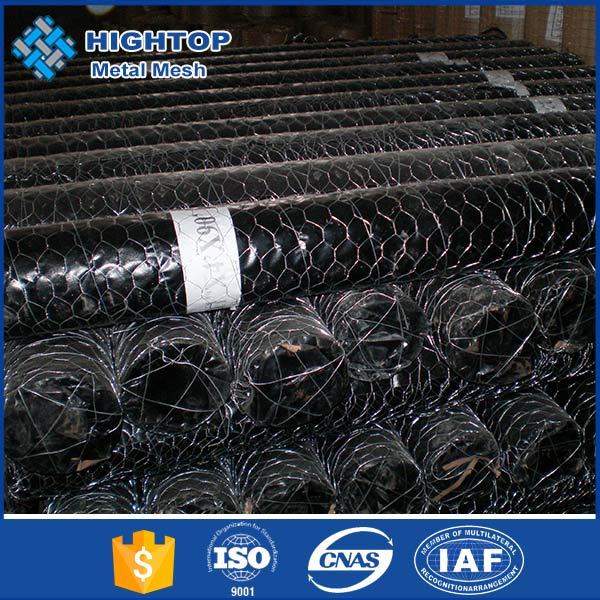 TRADE ASSURANCE 2015 hot sale pvc coated hexagonal wire mesh