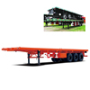 20ft Container Trailer And 3 Axles