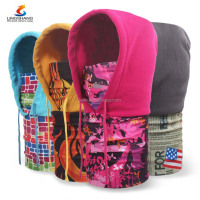 Outdoor multifunctional CS riding hood bonnet and catch the winter wind warm Ski Hat masked thickening