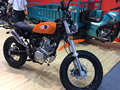 EURO4, endure, GS125 engine, scrambler