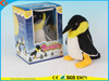 Hot Sell Kids' Toy Colorful Walking Electric Skip Stuffed Black Penguin