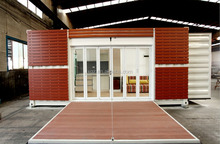 Movable Steel Container House Prefabricated House For Sale