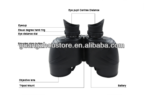 7x50 Outdoor military Binoculars/Telescope GZ3036