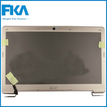 "New 13.3"" laptop LCD screen display assembly ms2346 webcam cable B133XTF01.1 B133XW03 V3 S3-391 Assembly For Acer S3 S3-391"