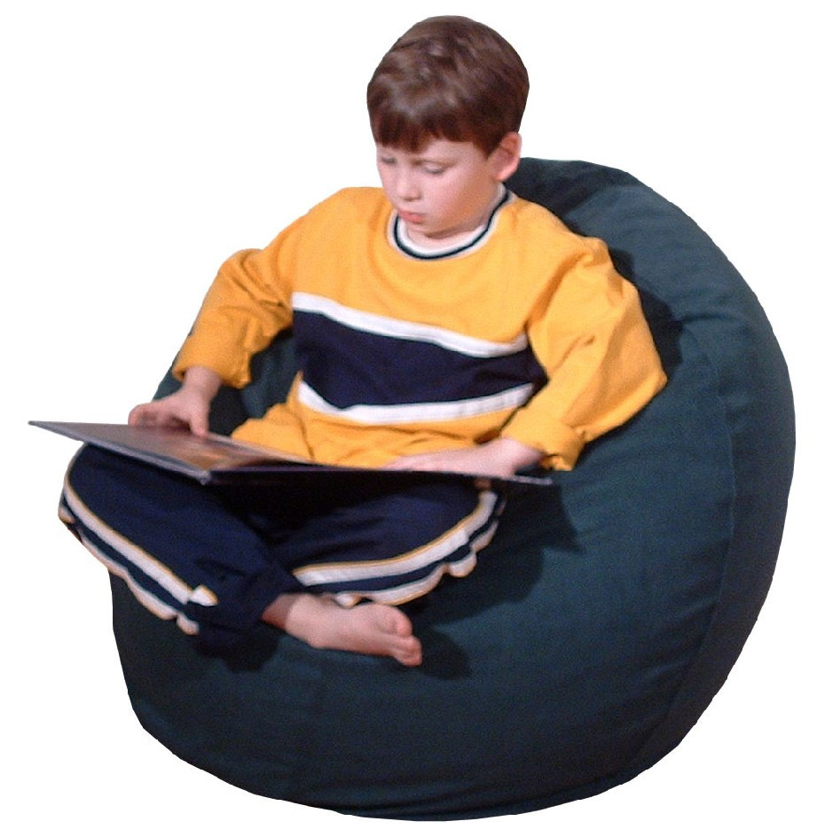 bean bag how to make rounf