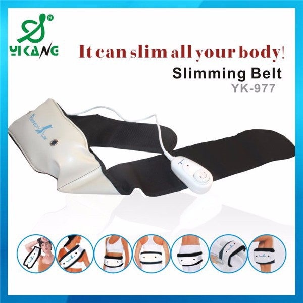 Electric Waist Body Tummy Sauna Belt for Weight Loss Fat Burning Tool