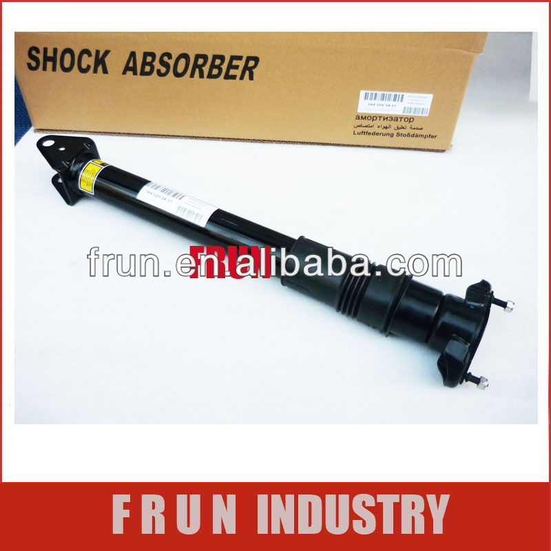 Air suspension autoparts NEW Top quality shock absorber <strong>W164</strong> <strong>W164</strong>/GL rear W/O ADS OE#A1643202431 164 320 24 31