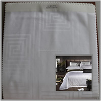 hotel use cotton jacquard and dobby fabric
