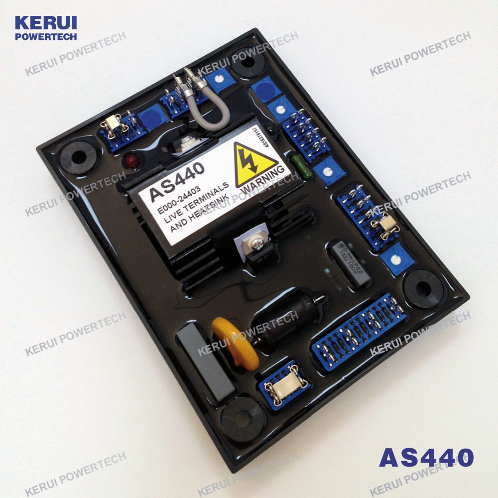 Diesel Generator Avr As480 As440 Mx321 Mx341 Sx460 Sx440