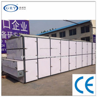CE industrial Sichuan Preserved Vegetable belt hot air dryer /drying machine/drying equipment on price