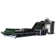 hot sale automatic corrugated litho flute laminating machine for carton