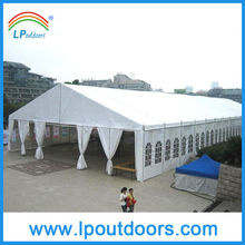 Luxury cheap party tent clear span 18m