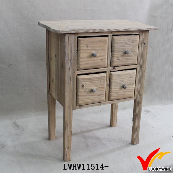 recycled wood french provincial furniture cabinet