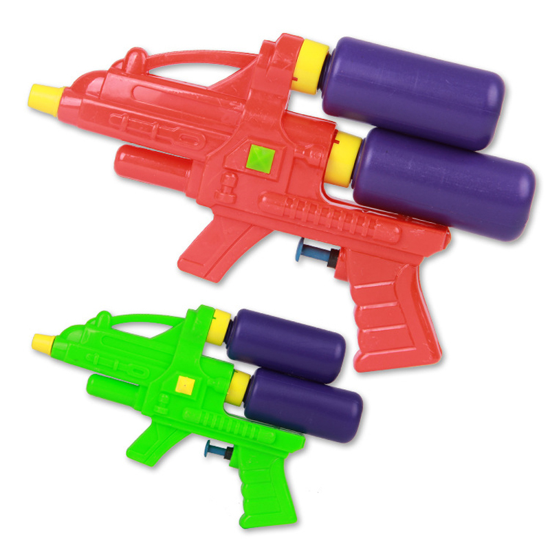Plastic Toys Big Toy Water Gun Pistol Inflatable Pressure Gun Sports Outdoor Fun Summer Beach Shooting Squirt Nerf Water Bullet