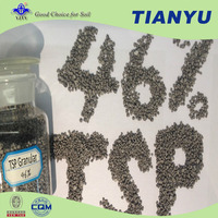 Quality tsp 46% p2o5 phosphate fertilizer OEM