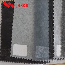 50% Polyester 50% Nylon Hot Water Soluble NonWoven Interlining Fabric