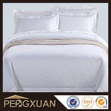 beddings hotel set custom brand cheap 300tc cotton hotel bed linen