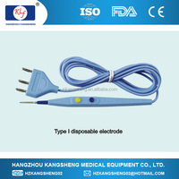 Disposable Electrosurgical Pencil
